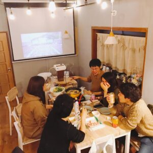 ココア専門のゲストハウス&カフェ ここ和